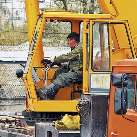 Профессия «оператор автокрана»