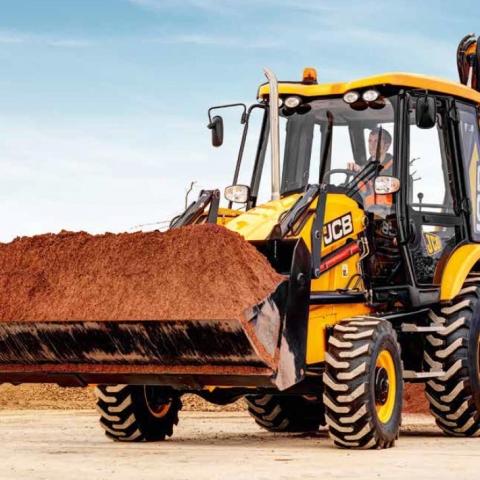 Категории прав для управления строительной спецтехникой JCB